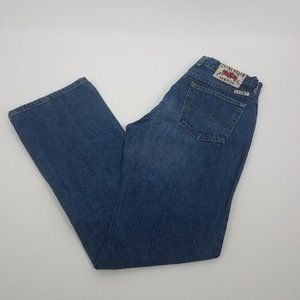 Lucky Brand Dungarees button fly jeans